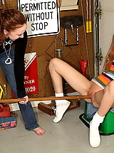 rita lovely 04 clean up pussy torture